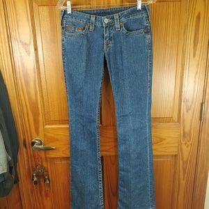 True Religion Bobby Flared Jeans
